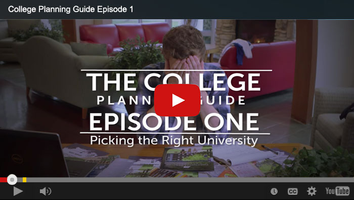 College Planning Guide - Episode 1