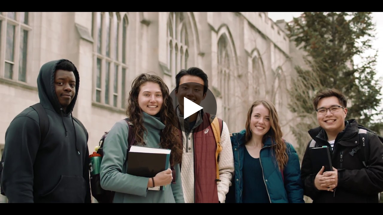 Thumbnail from Faith Formation at Hope College video