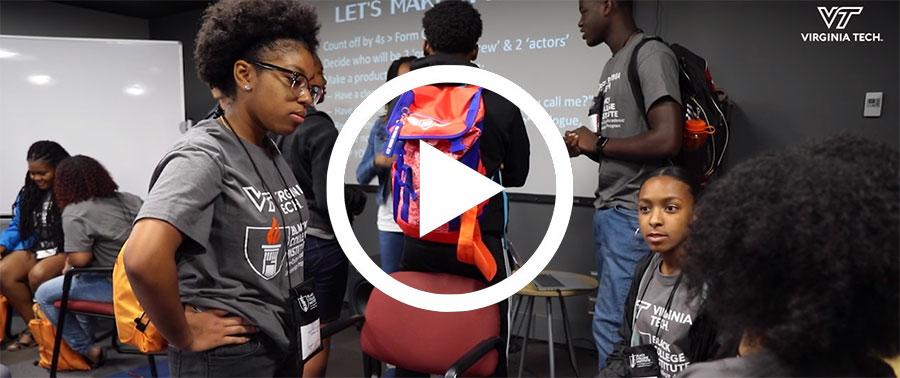 Black College Institute Video
