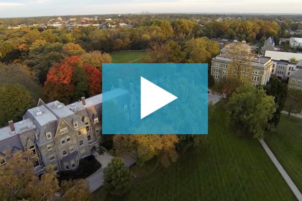 Fall Aerial Video