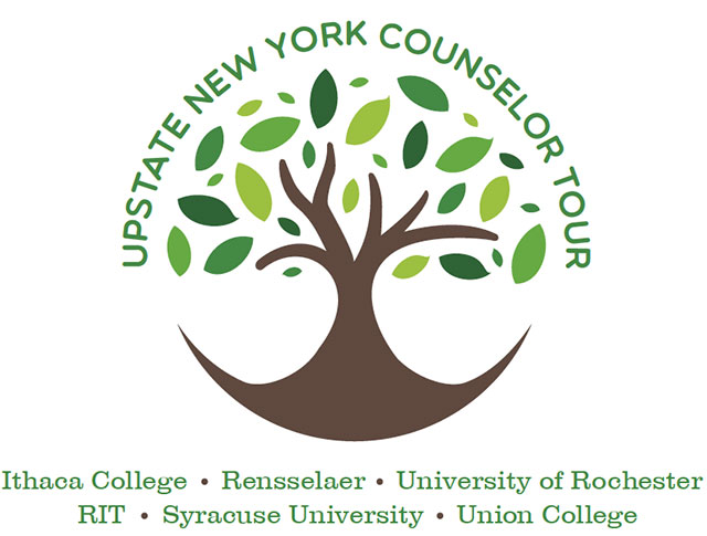 Upstate New York Counselor Tour Logo