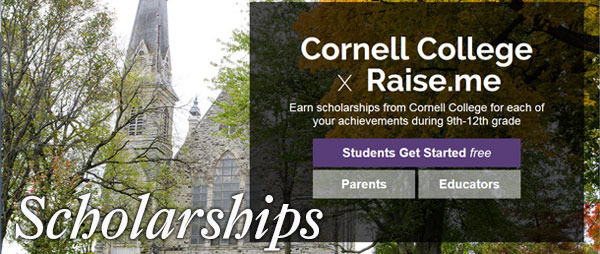 Cornell College and Raise.me