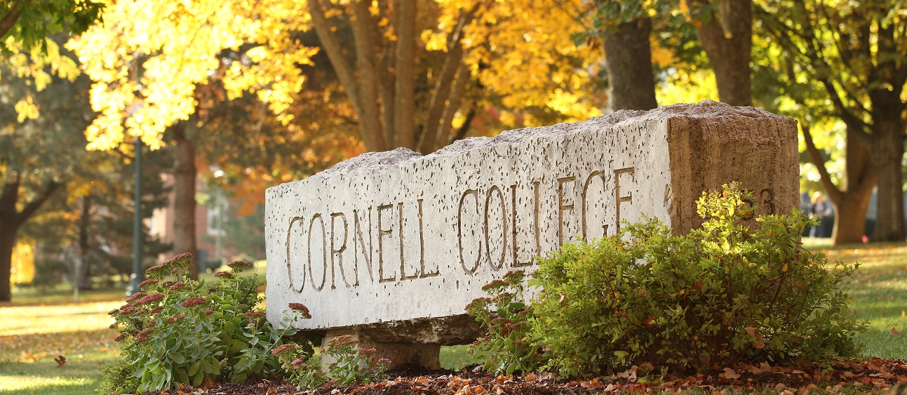 Cornell College Welcome